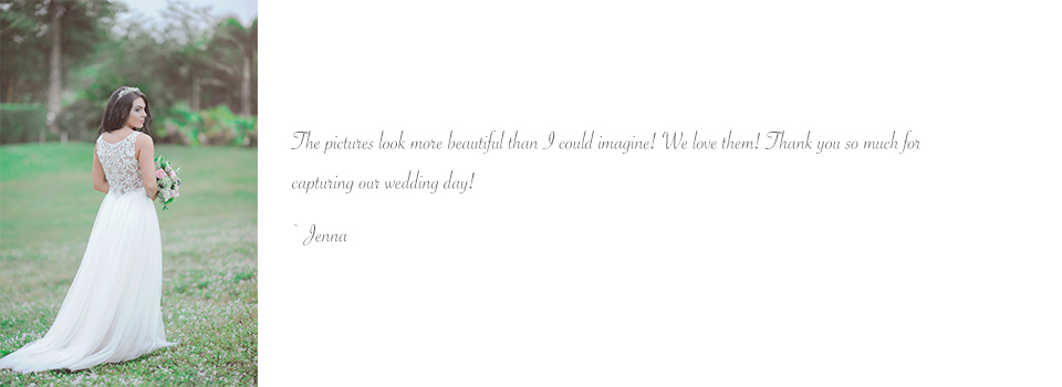 Miami Wedding Photographer-testimonial 1