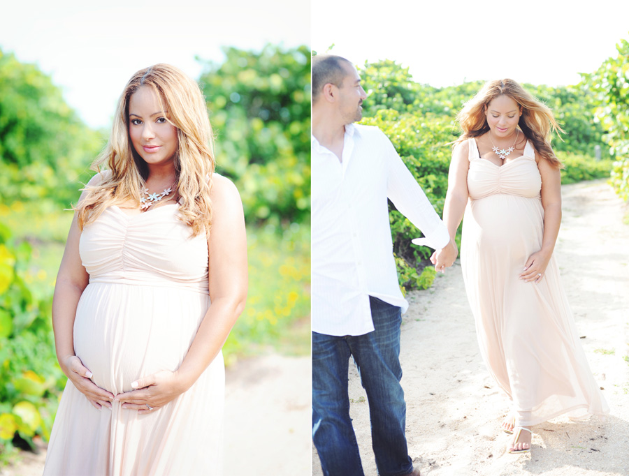 Miami Beach Maternity Photography