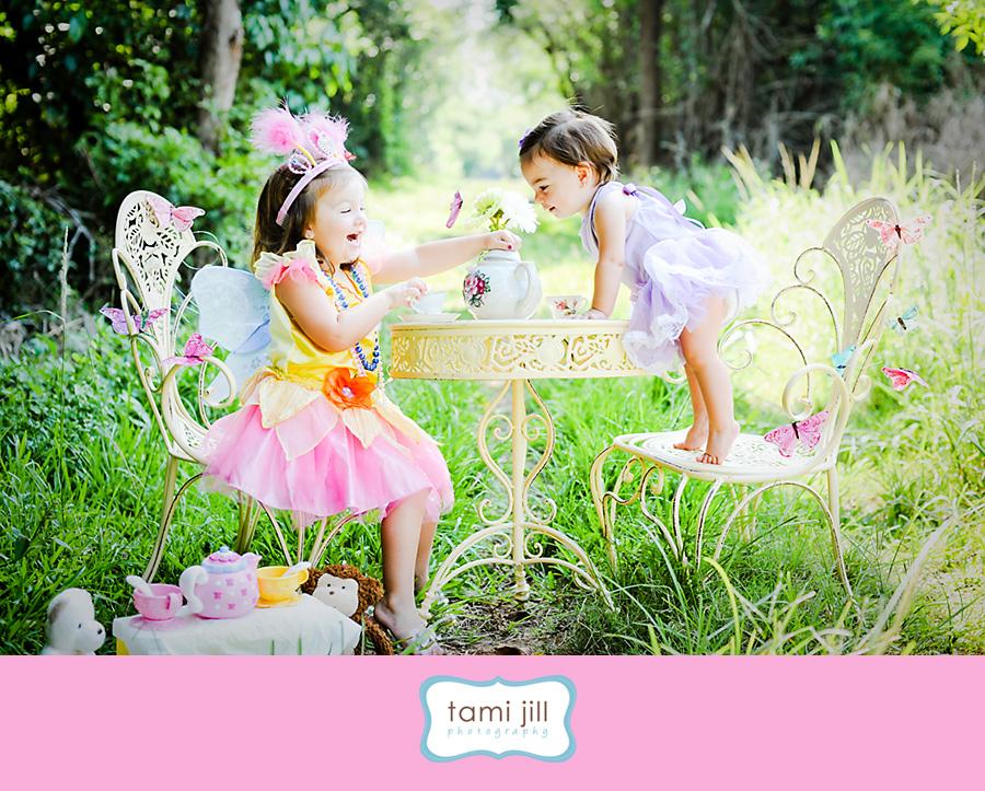 Creative Child Photographer