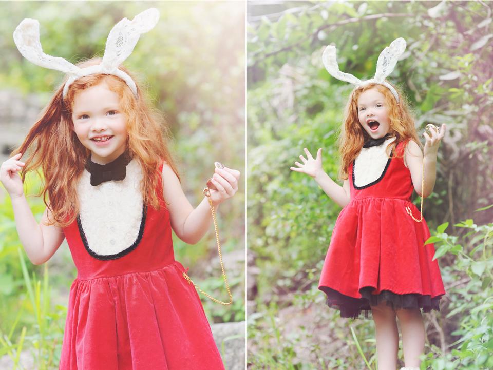 Modeling Agencies For Kids >> Alice in Wonderland Editorial